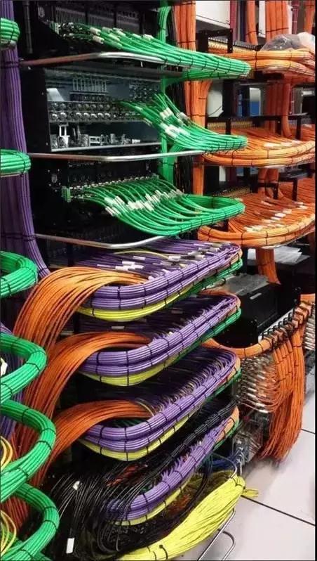 弱电机房工程布线施工一些要点